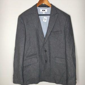 Joseph Abboud sports coat blazer sz M lined